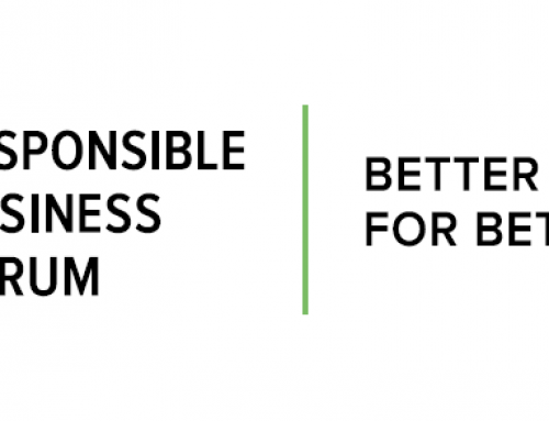 Responsible Business Forum – Better Business for Better Society (2016)