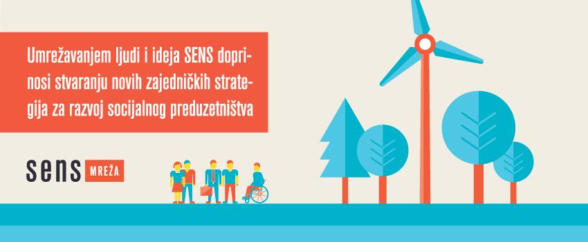 SENS – promocija mreže i socijalnog preduzetništva