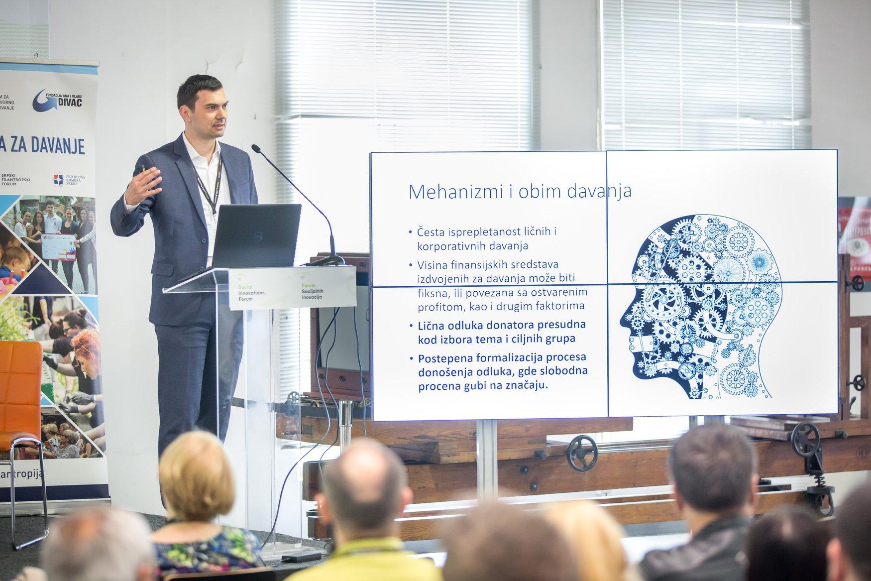 Predstavljeno prvo istraživanje o donatorskim aktivnostima srpskih filantropa