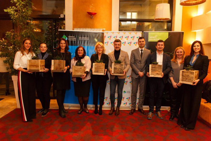 CSR FORUM: Dodeljene Nagrade za korporativno volontiranje po sedmi put