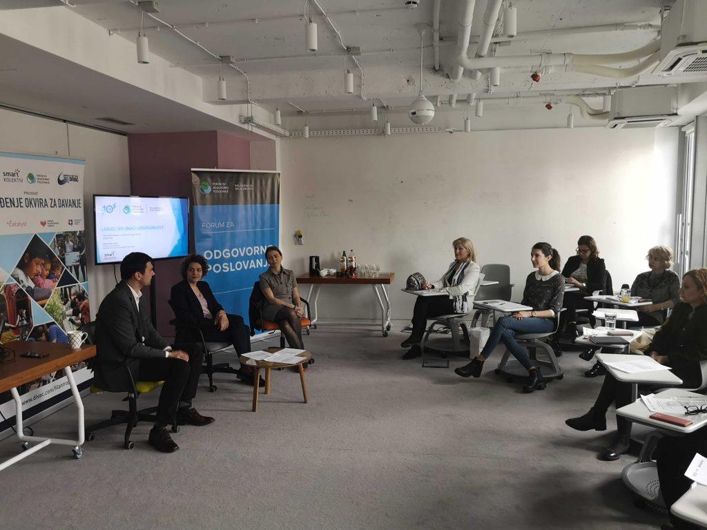 MALA, SREDNJA I VELIKA PREDUZEĆA NA ISTOM ZADATKU: Pretvaranje CSR trendova u prednost