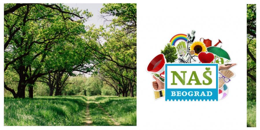 Čuvamo prirodu i volontiramo za Naš Beograd 25. maja