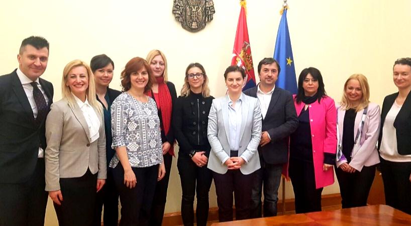 Koalicija za razvoj solidarne ekonomije: konsultativni sastanak u Vladi Srbije