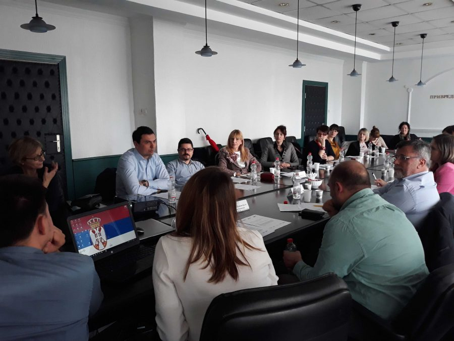 Održana proširena sednica Saveta za DOP Privredne komore Srbije