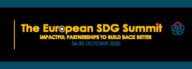 Pridružite nam se na SDG Summitu!