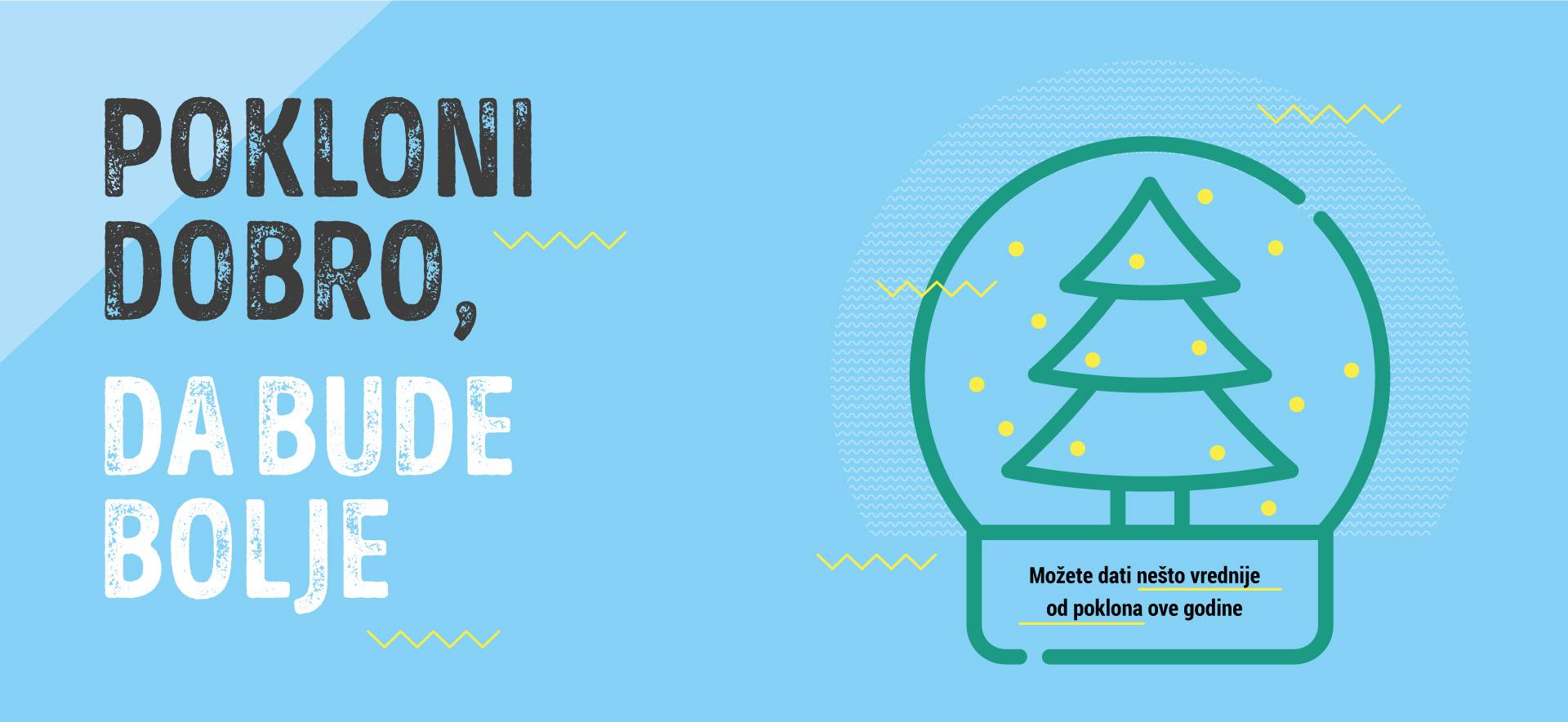 Smart Kolektiv pokrenuo kampanju Pokloni dobro, da bude bolje