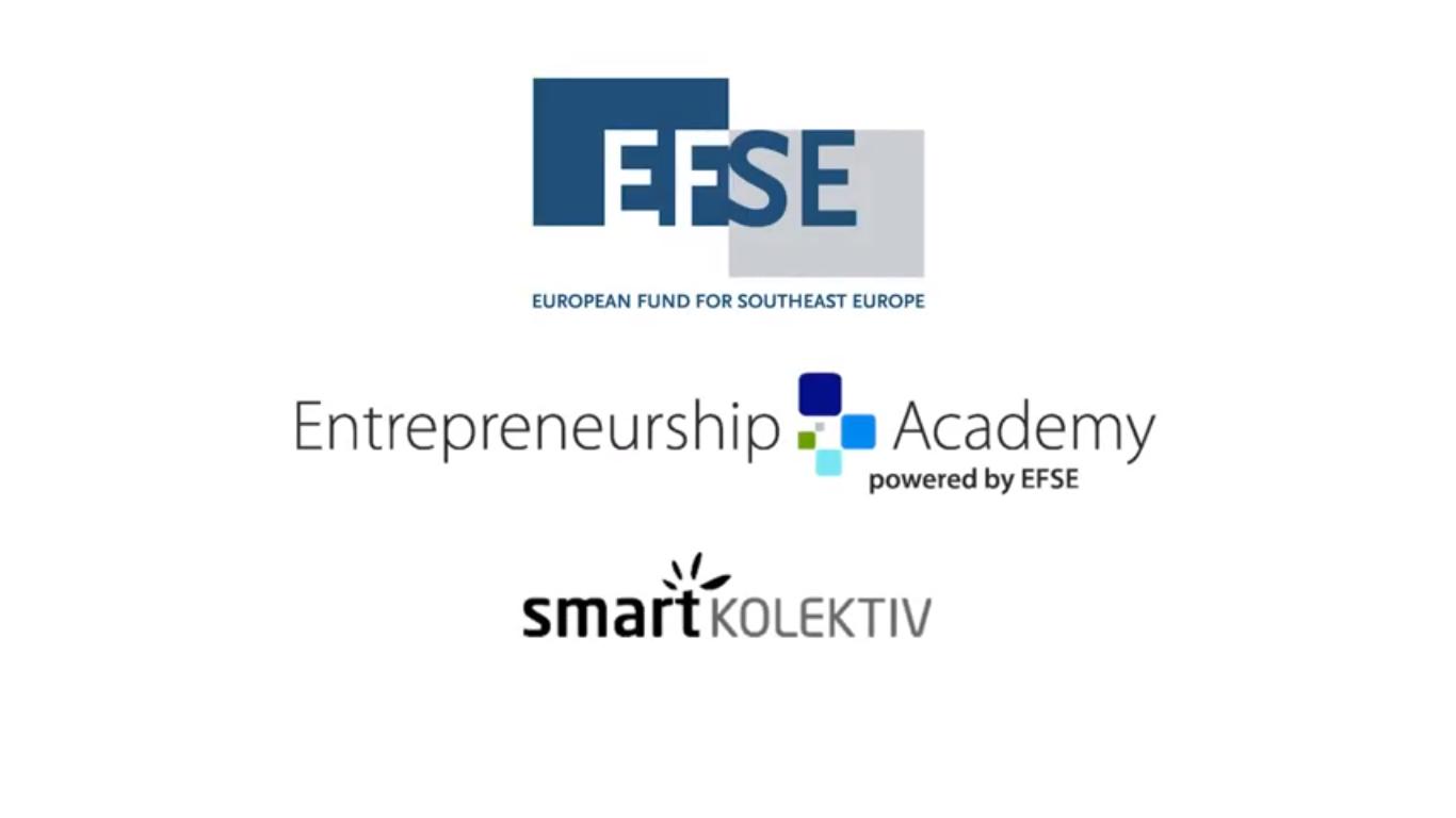 Partnerstvo sa EFSE preduzetničkom akademijom – Podrška za socijalna preduzeća