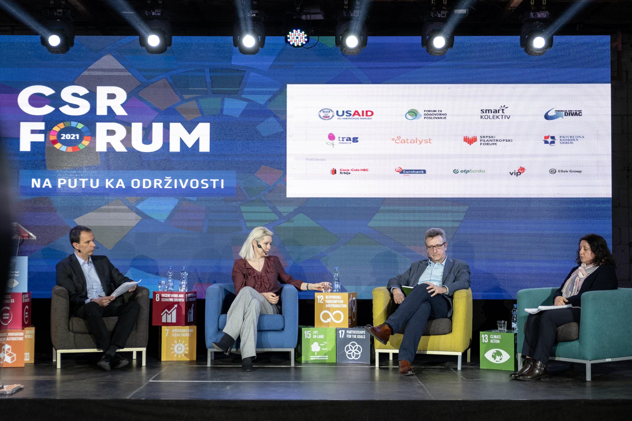 CSR Forum 2021
