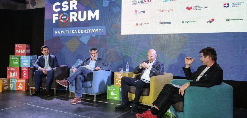 Nagrađene kompanije za doniranje hrane najugroženijima u Srbiji tokom teške godine
