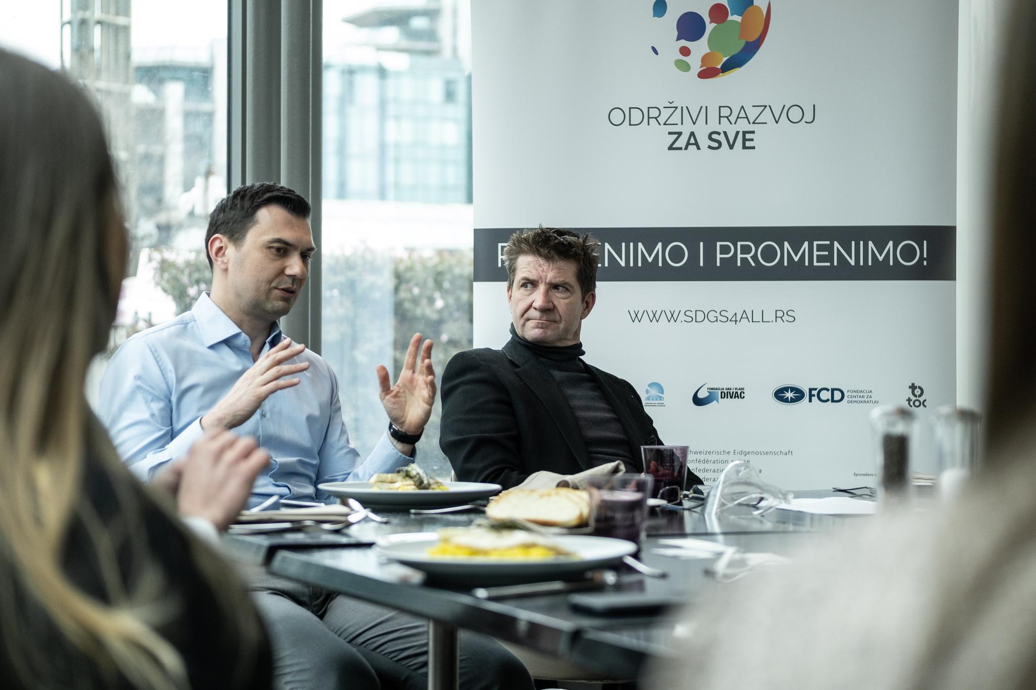 Razmena iskustva i poslovno povezivanje u cilju sprovođenja Agende 2030