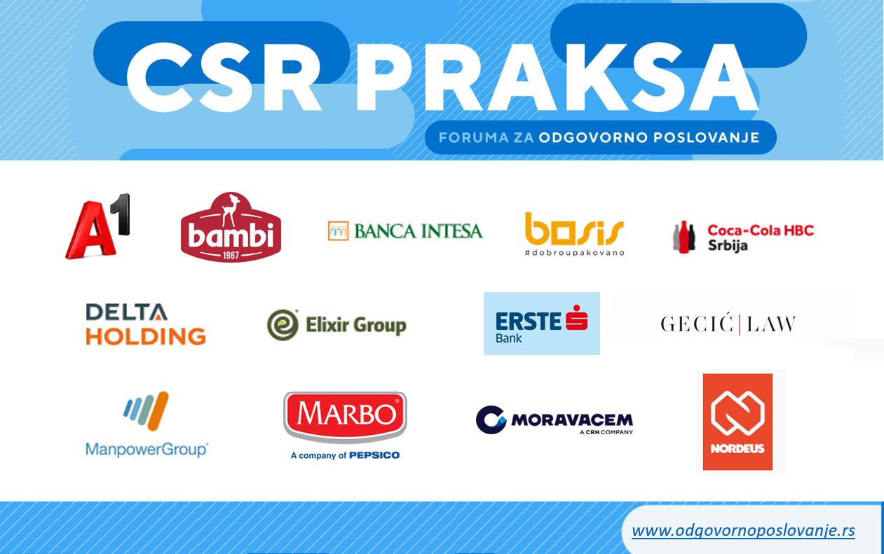 Drugi ciklus edukativnog programa za mlade – CSR praksa