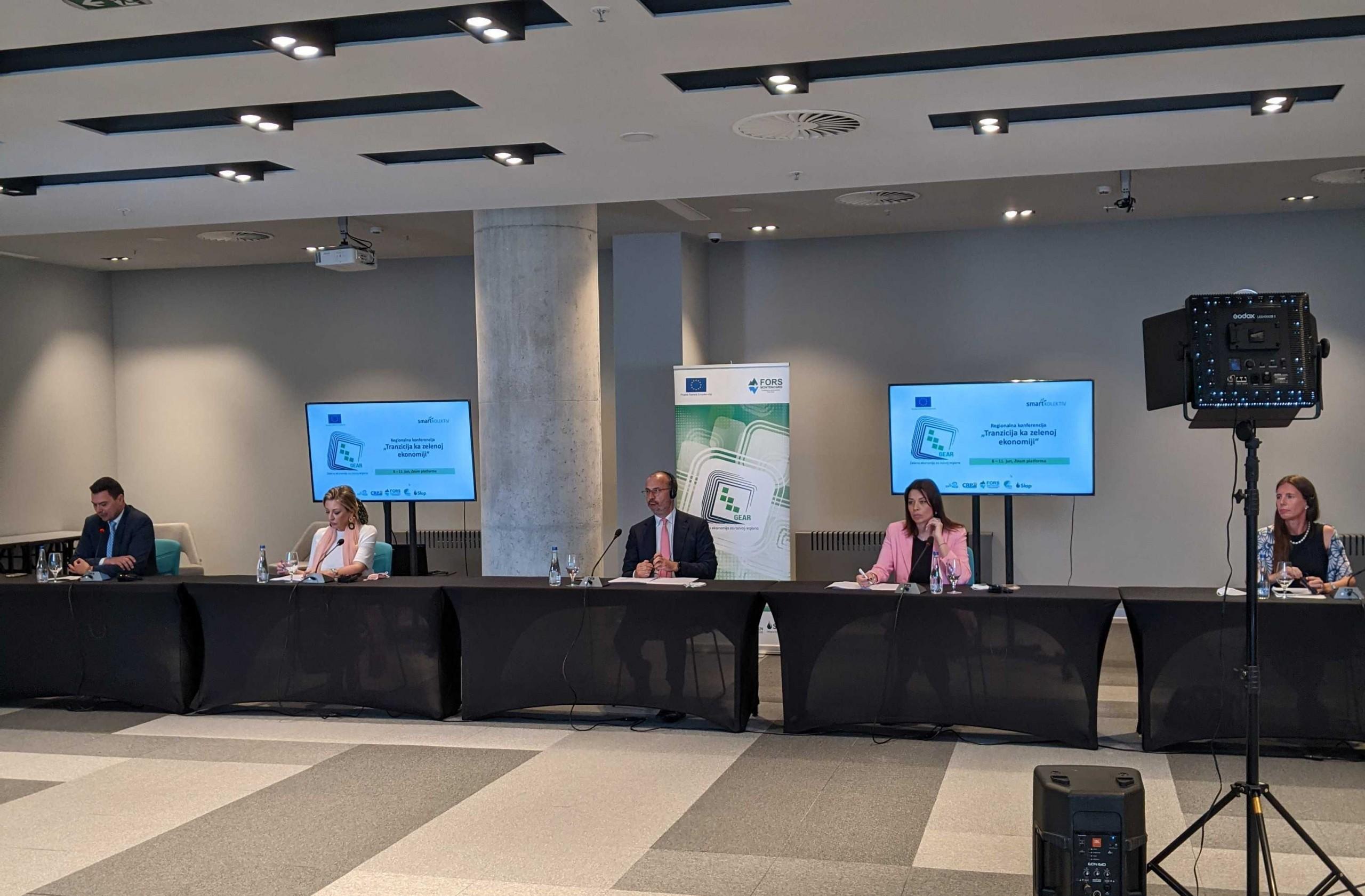 Zelena tranzicija obeležiće naredne decenije na Zapadnom Balkanu i u Evropskoj uniji