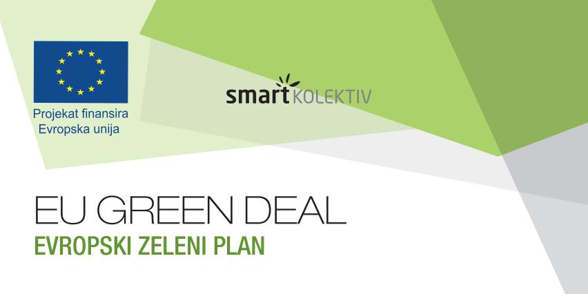 Evropski zeleni plan i Zelena agenda za Zapadni Balkan