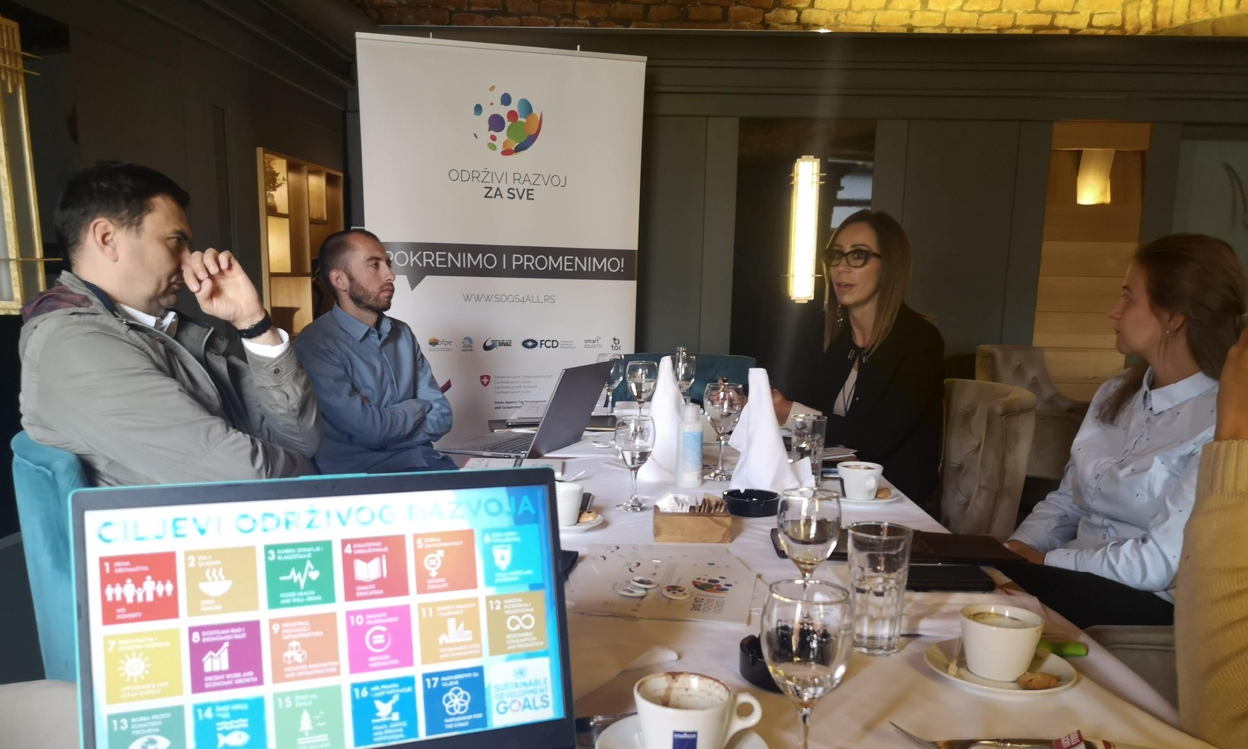 Šampioni održivosti u Somboru – Radionica za predstavnike lokalnih preduzeća